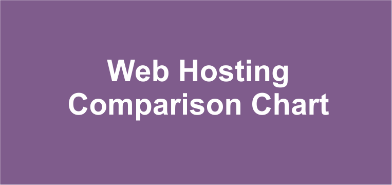 Nigerian Web Hosting Comparison